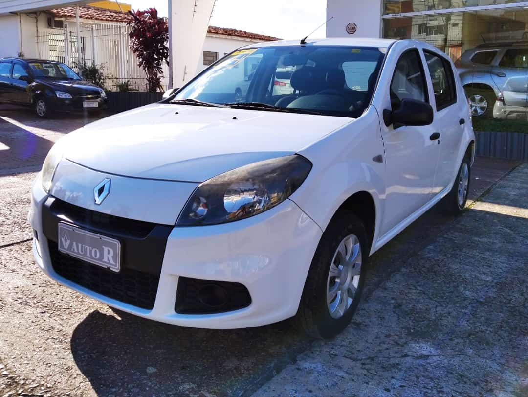 RENAULT SANDERO AUTHENTIQUE 1.0 2014